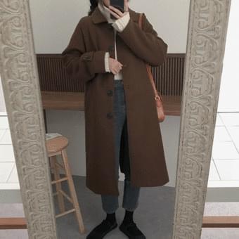 Denmark, Daily Single Long Coat