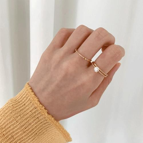 Ring Layered Ring Set A#YW022
