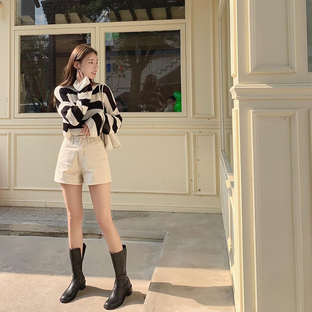 Wendy Crop Knitwear