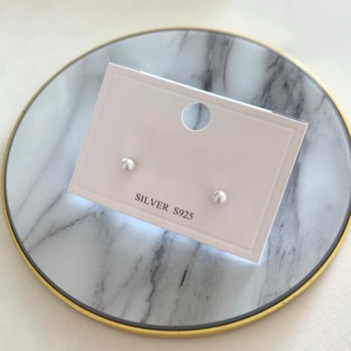 Mini Pearl Earrings A#YW036