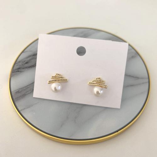 Pearl Guest Earrings A#YW016