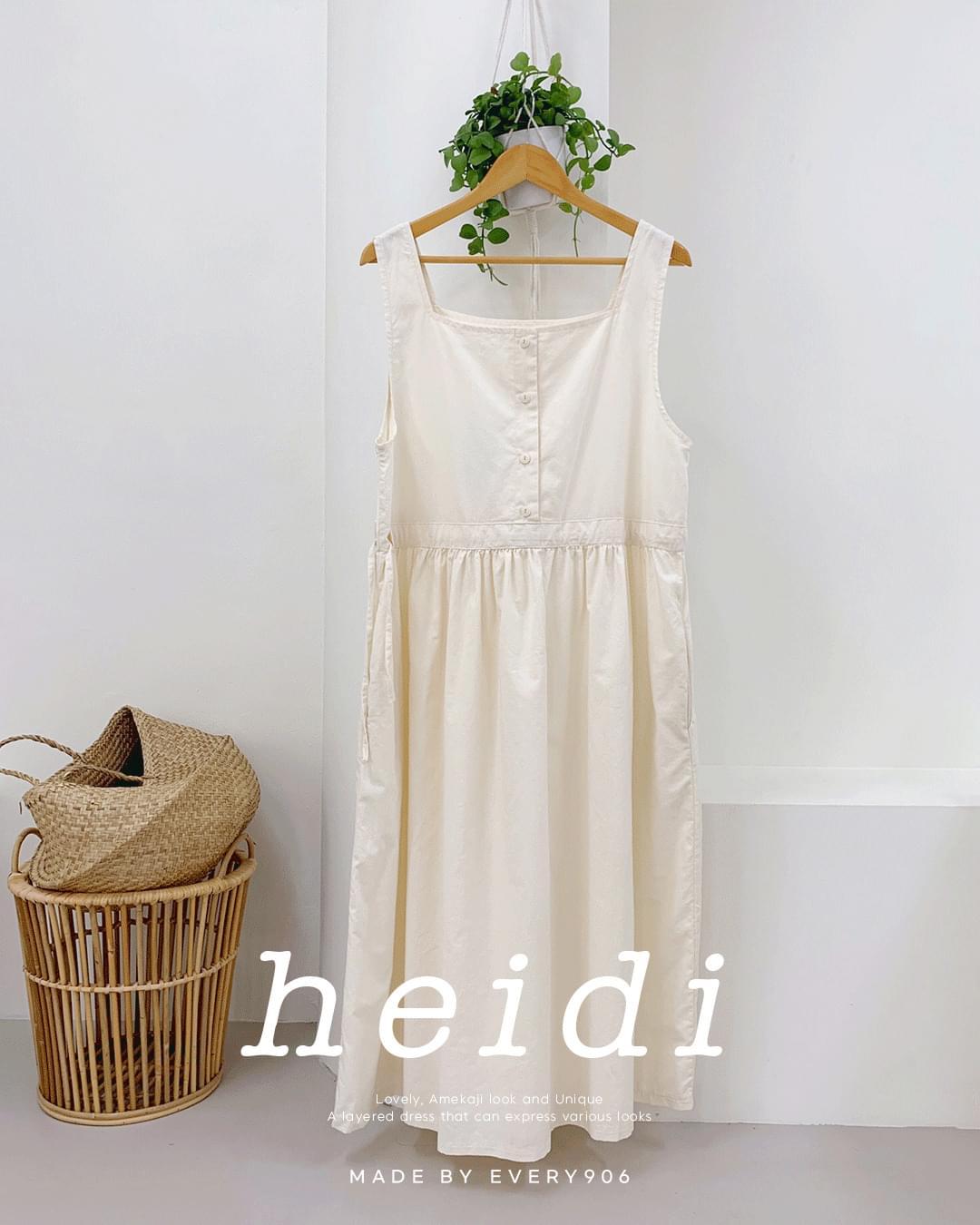 Heidi long Dress