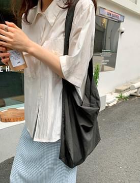 wind eco shoulder bag