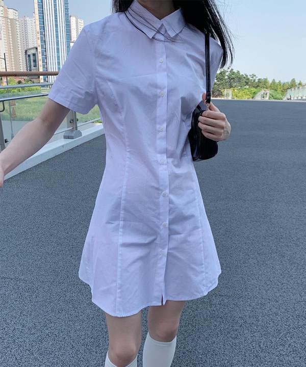 shirt line daily Dress