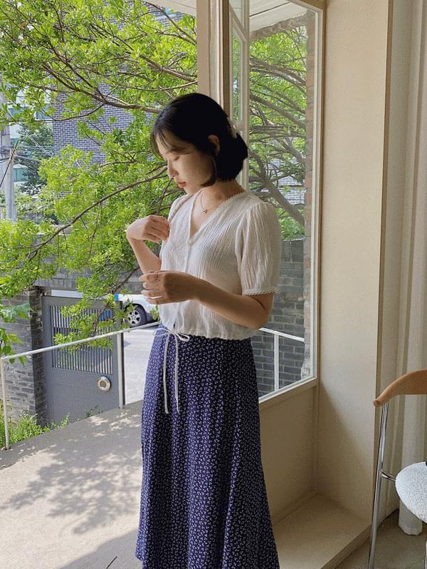 Alice string blouse