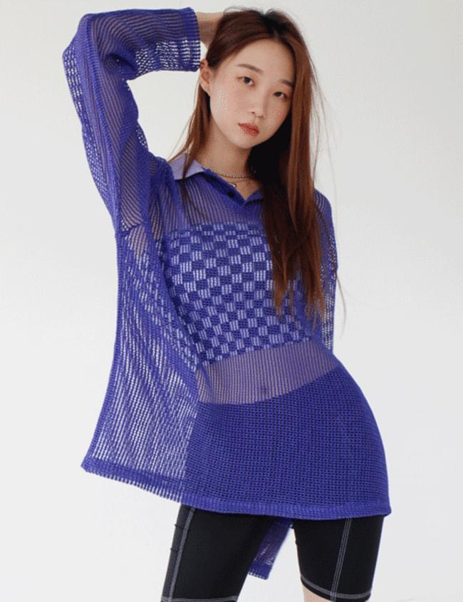 Summer Collar Knitwear