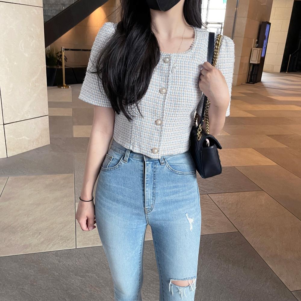Tiffany Tweed Jacket BL