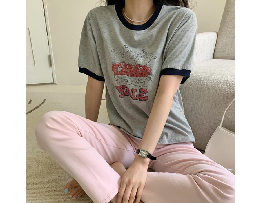 트윙클 컬러비즈목걸이 (6color)