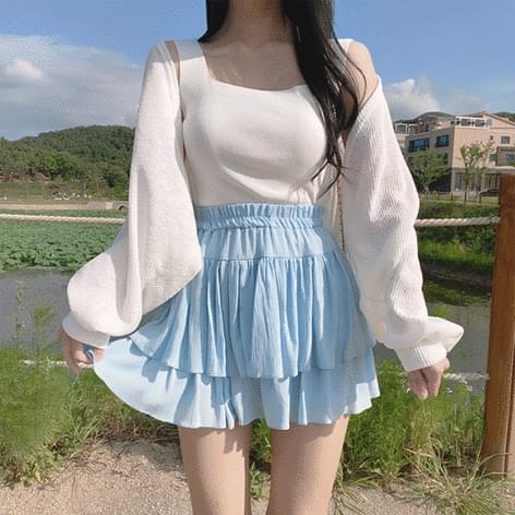 Stern Cancan Pants Skirt
