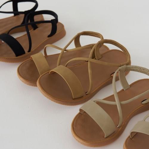 Vegeta Strap Comfort Sandals SDLTR2d170