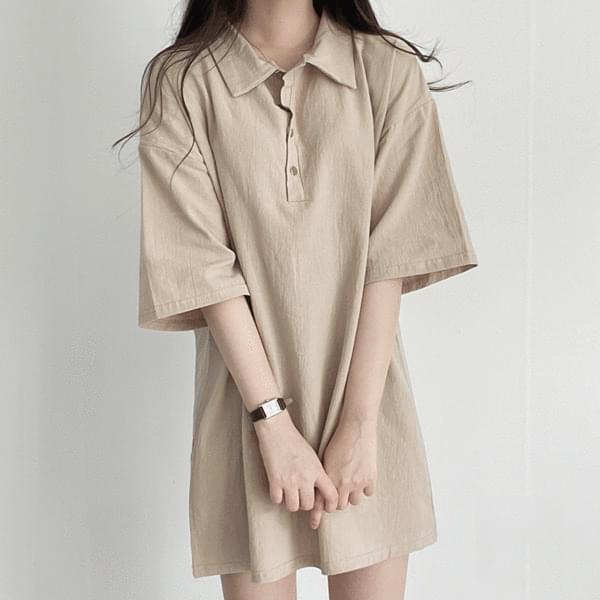 Barnett Linen Dress