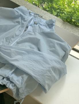 Cooling Cropwind Jacket