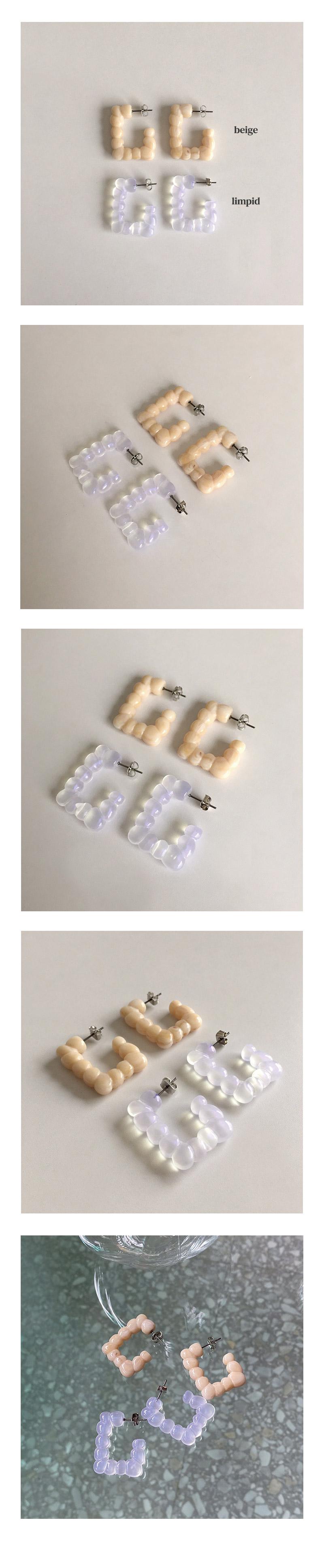 pile earring