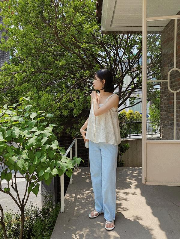 Marichen Flower Sleeveless