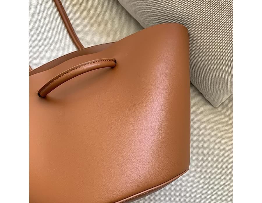 Mercy leather shoulder & tote bag