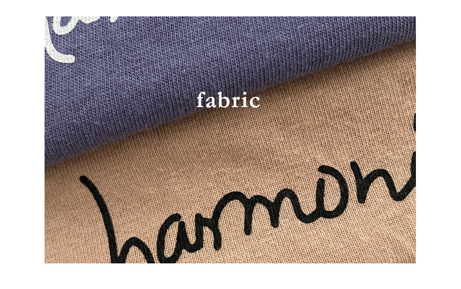 Harmony embroidered Loose-fit short sleeve T-shirt
