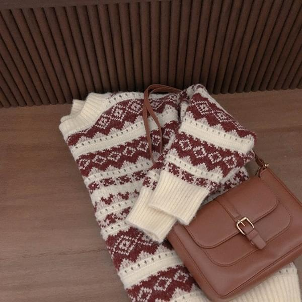 Leicester, daily square cross-body bag 肩背包