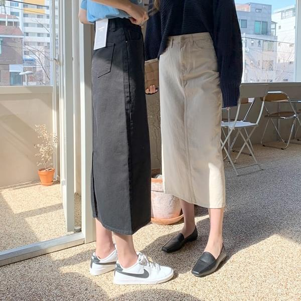Tall woman vol.46* I have a long skirt with Spandex