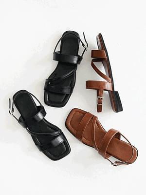 Deep & Modern Slingback Sandals 2cm