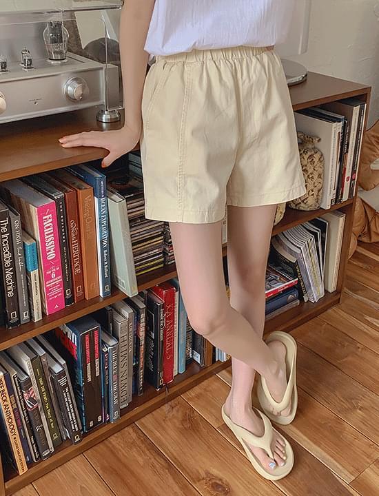 Ash Banding Shorts