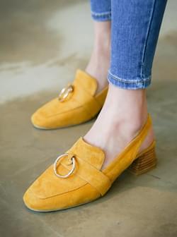 Big Q*Slingback Shoes