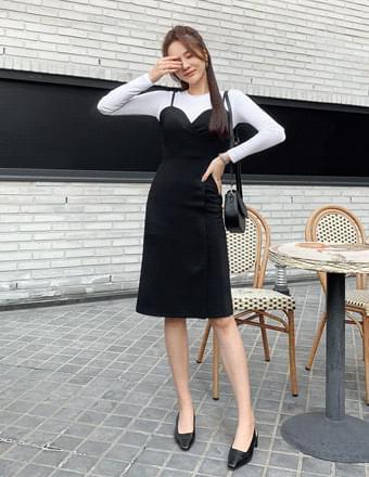 Atei * bustier Dress