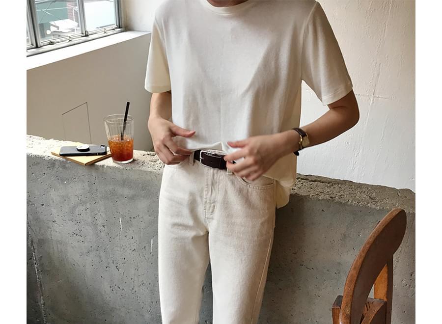 Guide cotton crop pants_Y