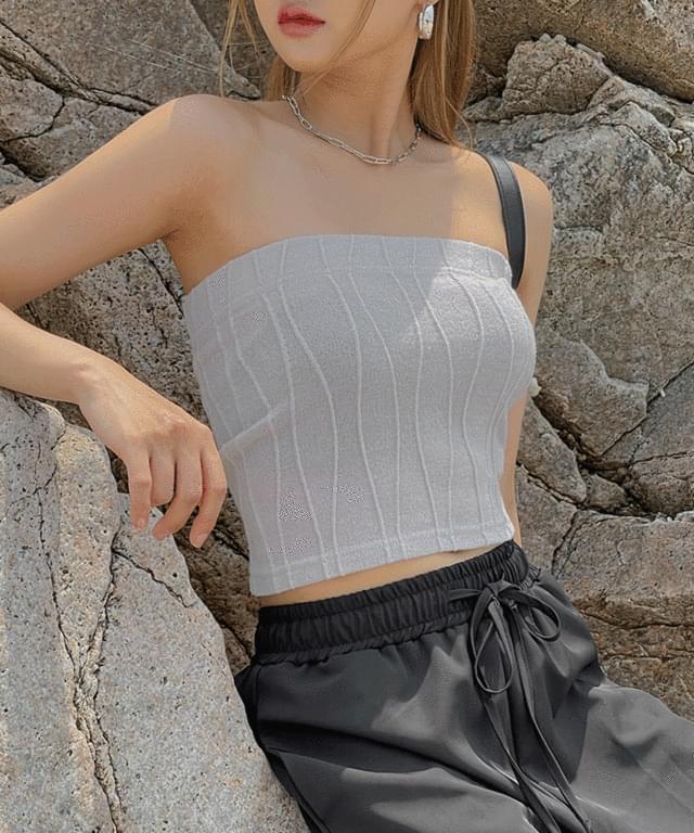 Piquesso Knitwear Tank Top