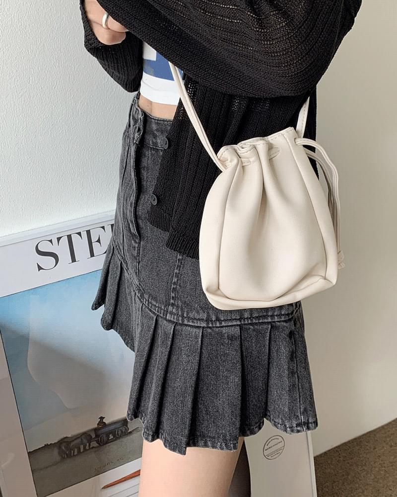 Deiro Harry Bokjori Leather Mini Bag