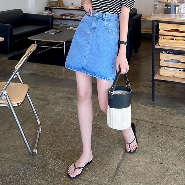Suel*Denim Skirt