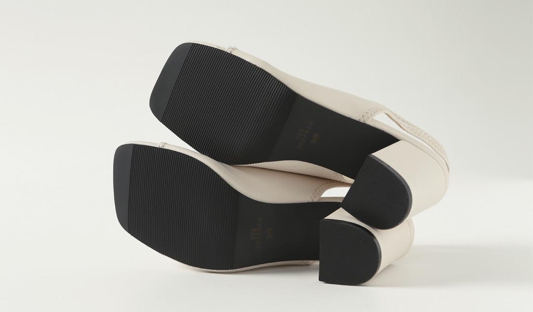 Brina open toe banding sandal heels more comfortable SDLTS2d184