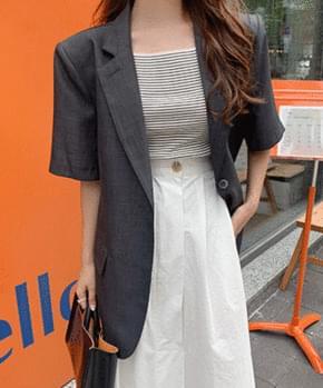 Shinsei short sleeve jacket