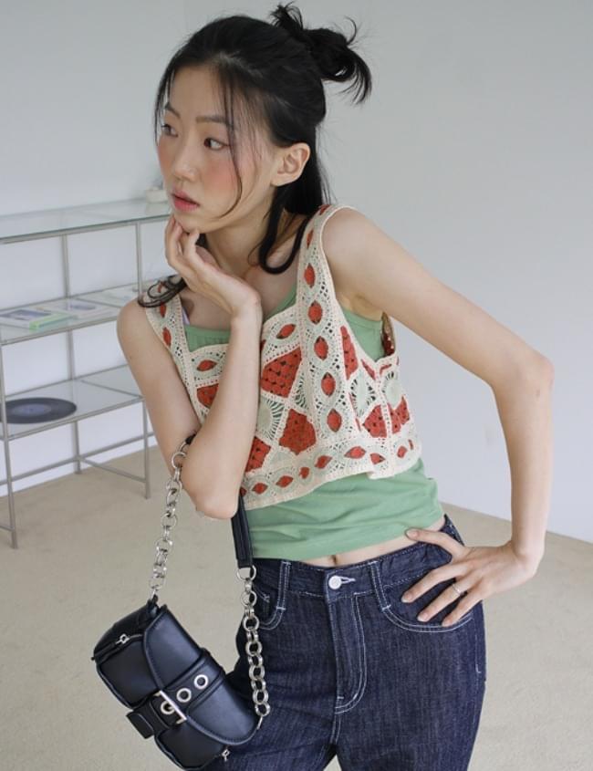 Indie Knitwear Sleeveless