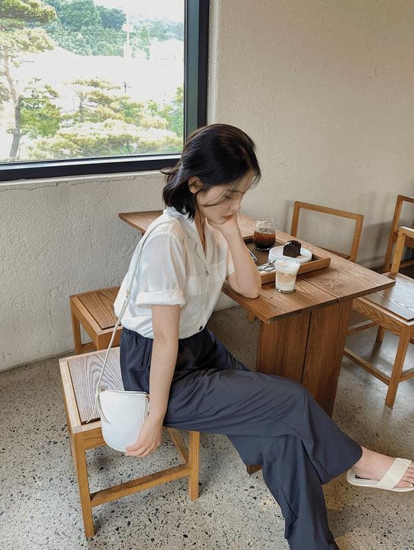 Nezu Pocket Short Sleeve Shirt