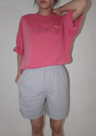 unisex pouch short pants