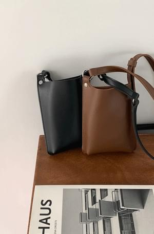 Square mini phone holder bag