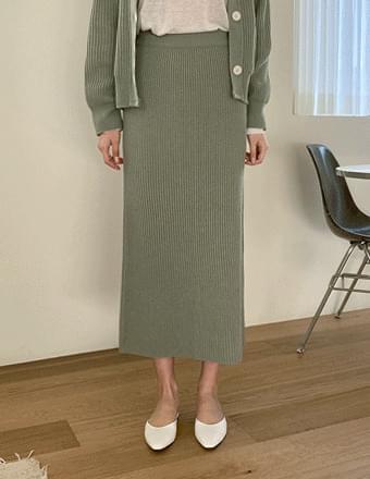Laone* Knitwear Long Skirt