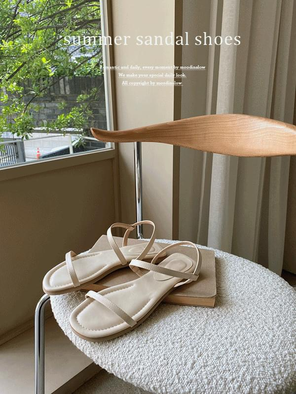 August sandals