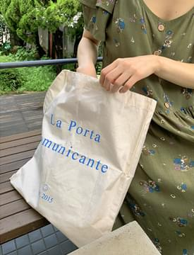 Porta Cotton Eco Bag