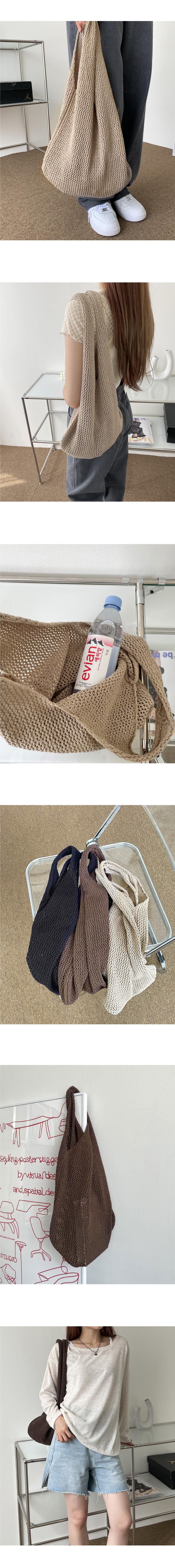 lucy summer net net hobo bag