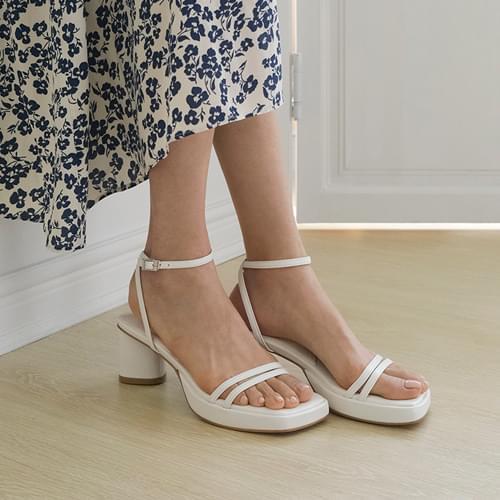cheryl strap sandal heels