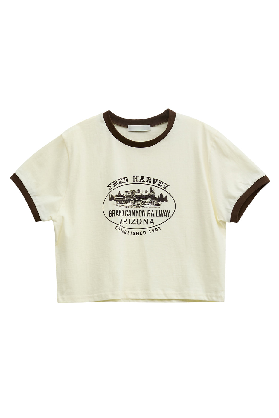 Arizona cropped T-shirt