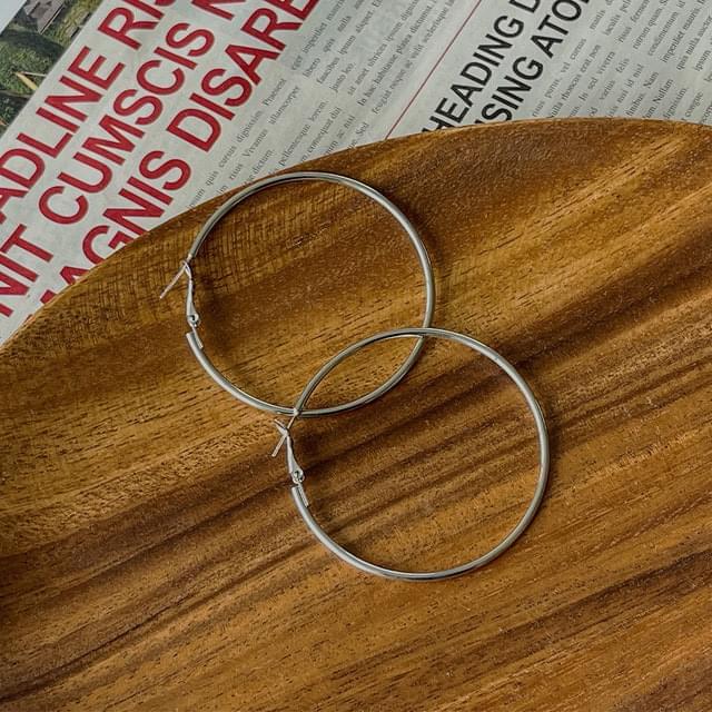 Monne Basic Ring Earrings