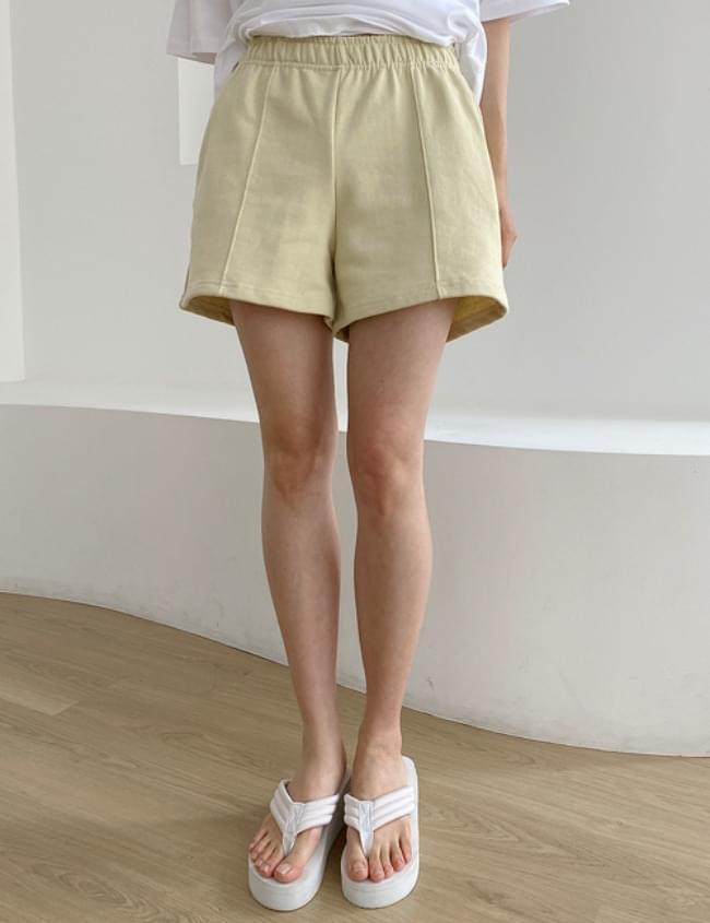 stitch training shorts