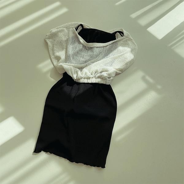 A classic, slim Dress set