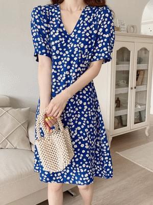Pocari Flower Dress