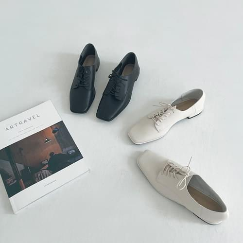 Roasted oxford loafers
