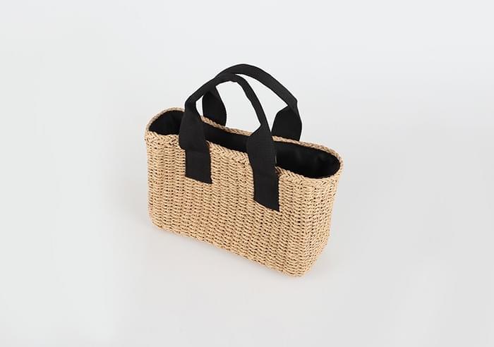 peony paper bag