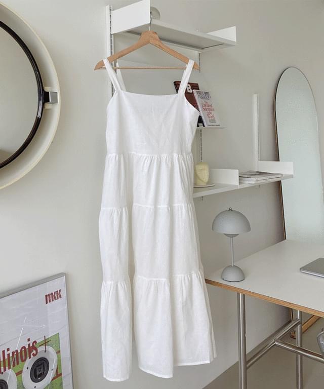 Big Size 55-99 Baby Cancan Long Sleeveless Dress