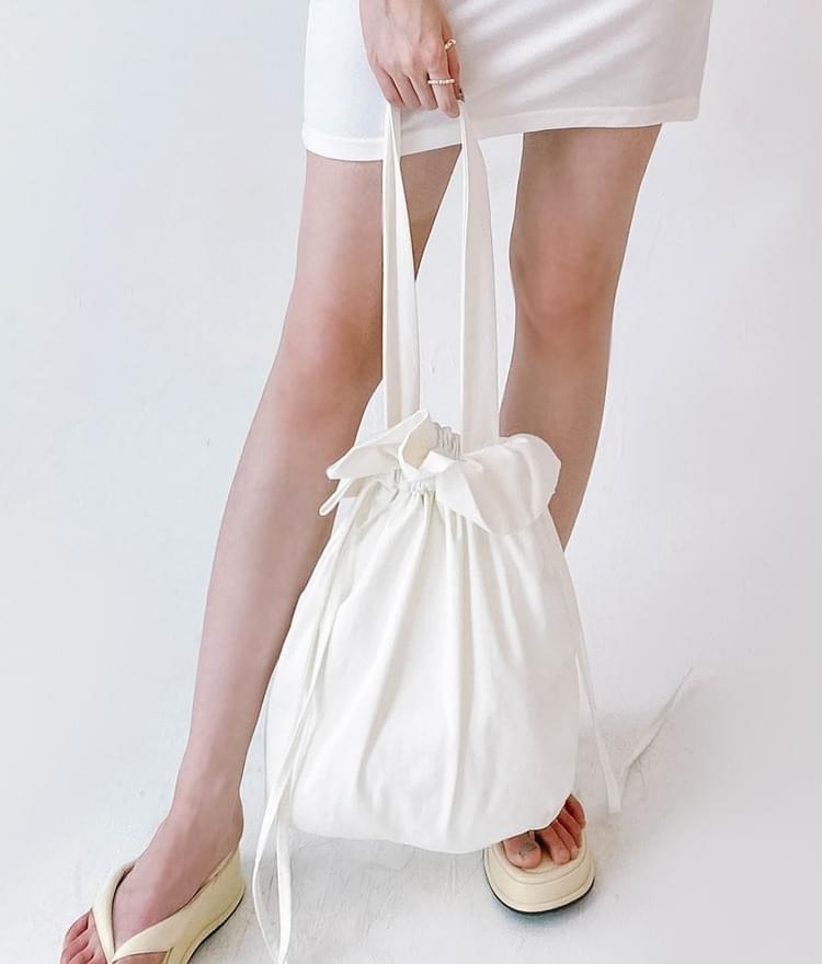 cotton string bag